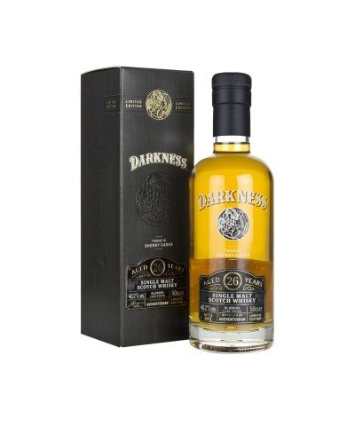 Darkness Auchentoshan 26 Year Old
