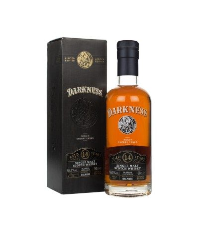 Darkness Dalmore 14 Year Old Oloroso Cask