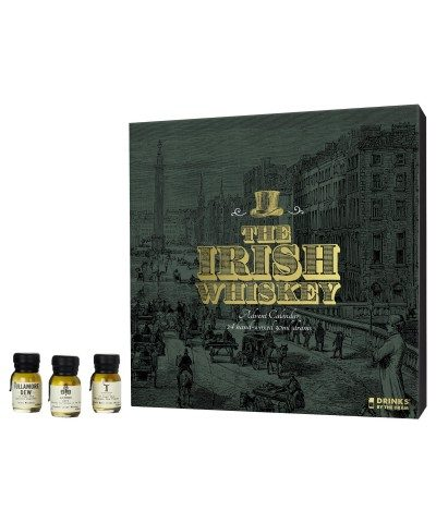 The Irish Whiskey Advent Calendar (2019 Edition)