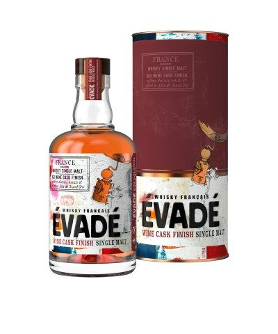 Évadé Red Wine Cask Finish Single Malt Whisky