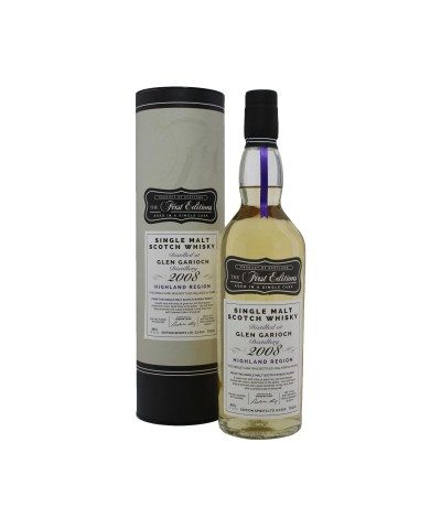 First Editions Glen Garioch 2008 with box