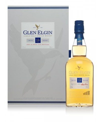 Glen Elgin 18 Year Old 2017 Special Release