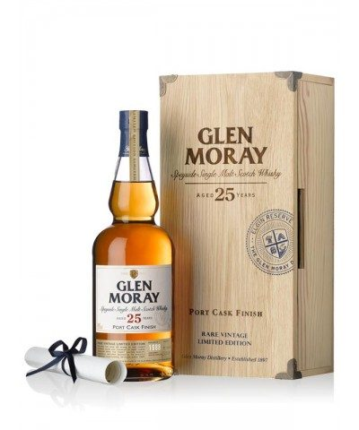 Glen Moray 25 Year Old