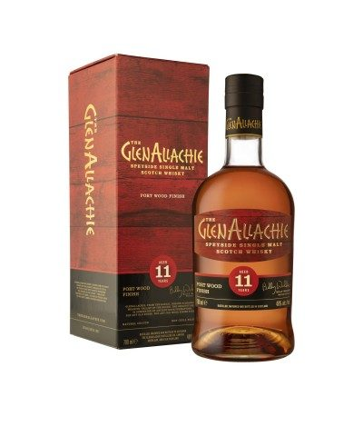 Glenallachie 11 Year Old Port Wood Finish