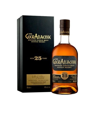 GlenAllachie 25 Year Old with box