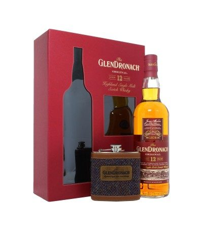 GlenDronach 12 Year Old Walker Slater Pack