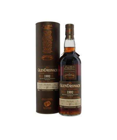 Glendronach 27 Year Old #182 Oloroso UK Exclusive Single Cask