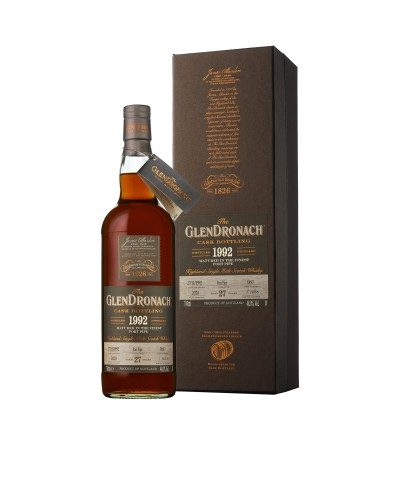 GlenDronach 1992 27 Year Old Port Pipe Batch 18