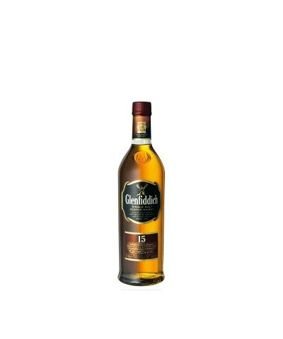 Glenfiddich 15 year old Solera 20cl