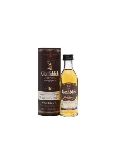Glenfiddich 18 year old 5cl