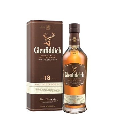 Glenfiddich 18 Year Old Small Batch