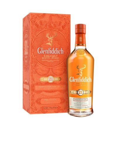 Glenfiddich 21 Year Old Gran Reserva with box