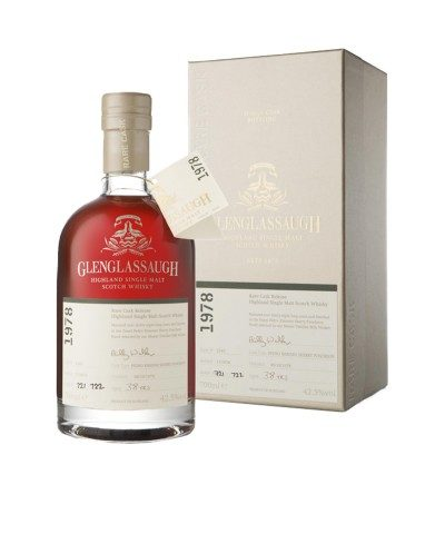 Glenglassaugh 1978 Batch 3 (2343) 38 year old