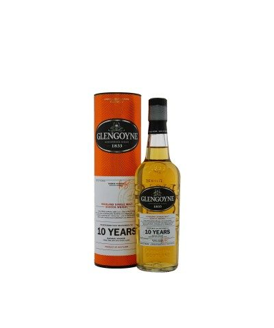 Glengoyne 10 Year Old 20cl with box