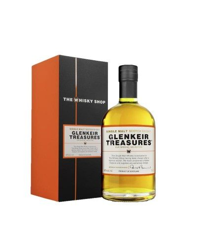 Glenkeir Treasures Speyburn 10 Year Old with box