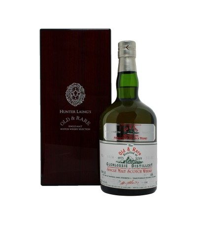 Glenlossie 44 Year Old Platinum Old & Rare with case