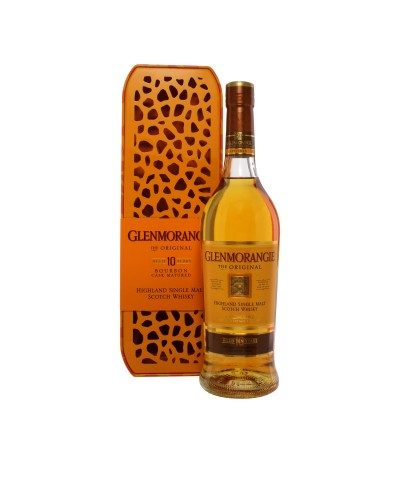 Glenmorangie 10 Year Old Original Giraffe Tin