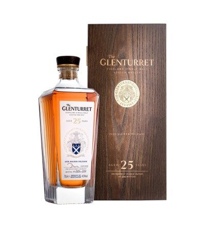 Glenturret 25 Year Old