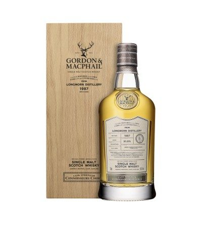Longmorn 1987 33 Year Old Connoisseur's Choice