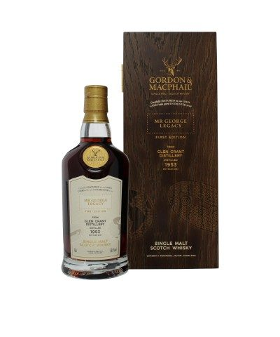 Glen Grant 1953 67 Year Old George Edition