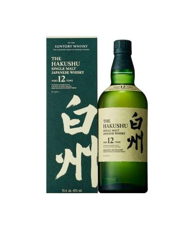 Hakushu 12 Year Old with box