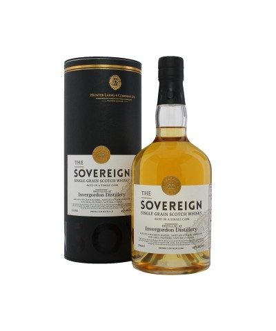 Invergordon 21 Year Old The Sovereign