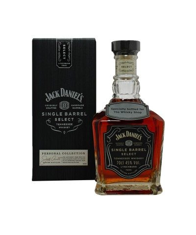 Jack Daniel's Single Barrel Select #19-07778 with box