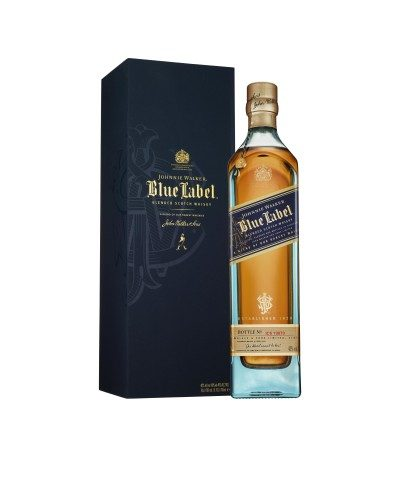 Johnnie Walker Blue Label with box