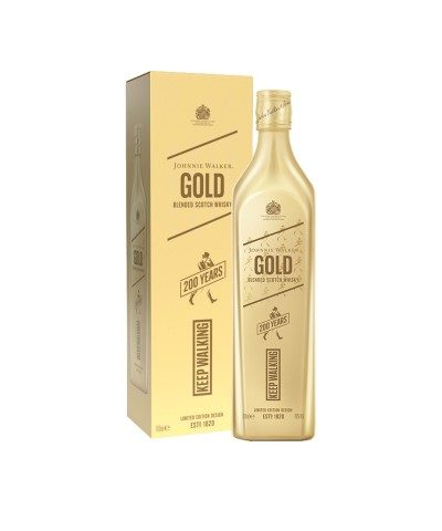 Johnnie Walker Gold Icon 200th Anniversary