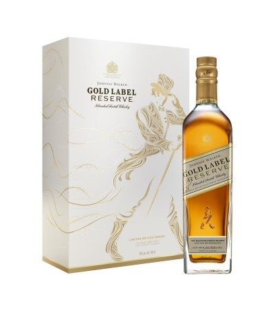 Johnnie Walker Gold Label Gift Pack