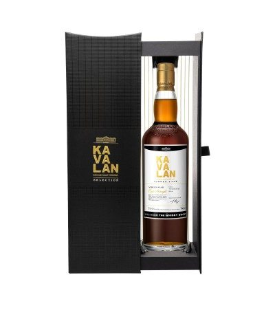 Kavalan Selection Virgin Oak - The Whisky Shop Exclusive Single Cask