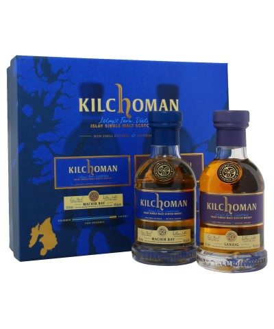 Kilchoman Twin Pack 2x20cl