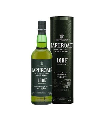 Laphroaig Lore with box