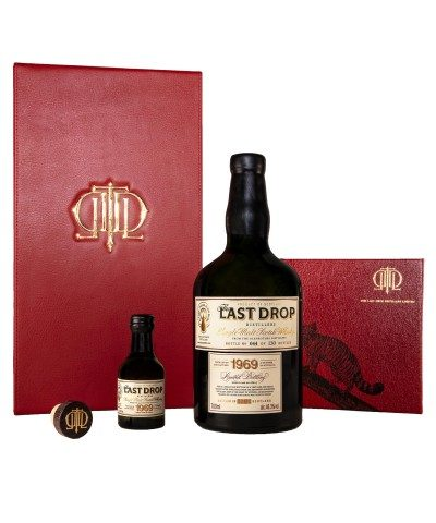 The Last Drop Glenrothes 1969 #16203