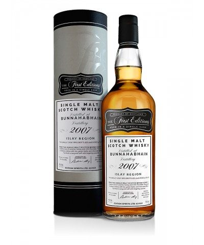First Editions Bunnahabhain 2007