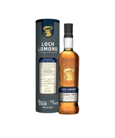 Loch Lomond British Masters Limousin Oak Cask