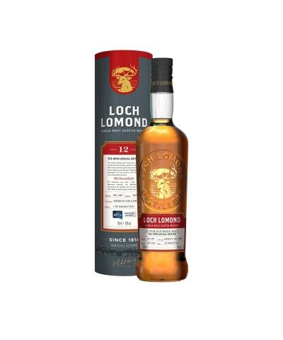 Loch Lomond 12 Year Old Open Edition