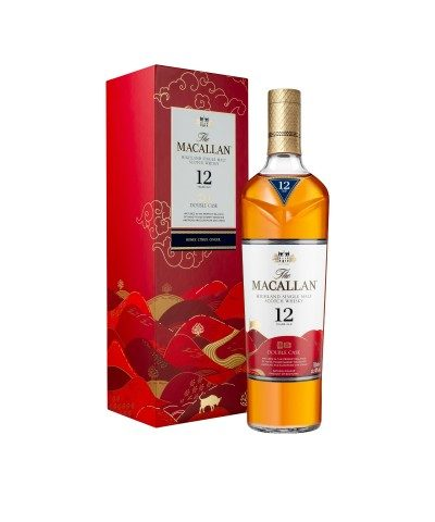 Macallan 12 ans Double Cask Chinese New Year 2021 Edition Limitée