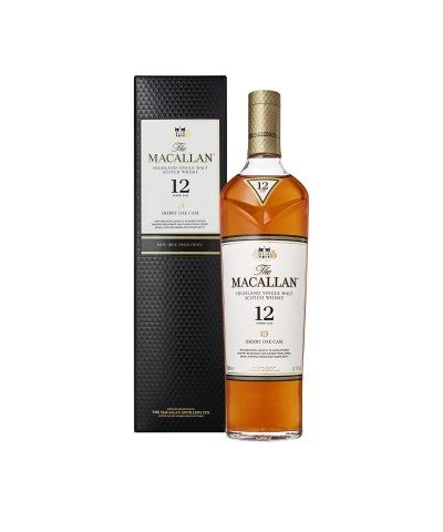 Macallan 12 ans Sherry Oak