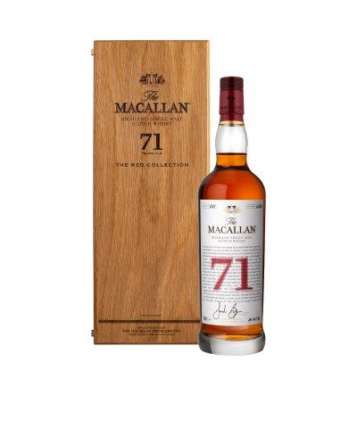 Macallan 71 Year Old Red Collection