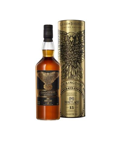 Mortlach 15 Year Old Game of Thrones Six Kingdoms with box
