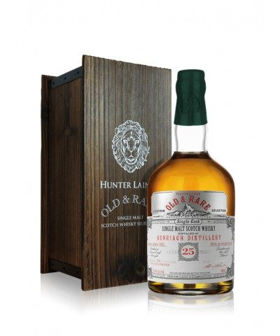 BenRiach 25 Year Old Platinum Old & Rare