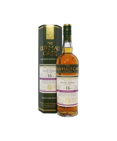 Old Malt Cask Blair Athol 16 Year Old