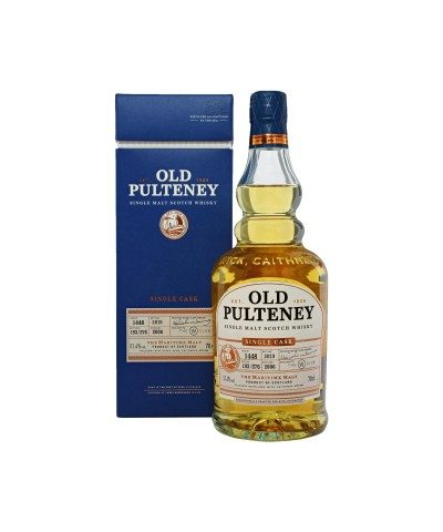 Old Pulteney 2006 #1448 with box