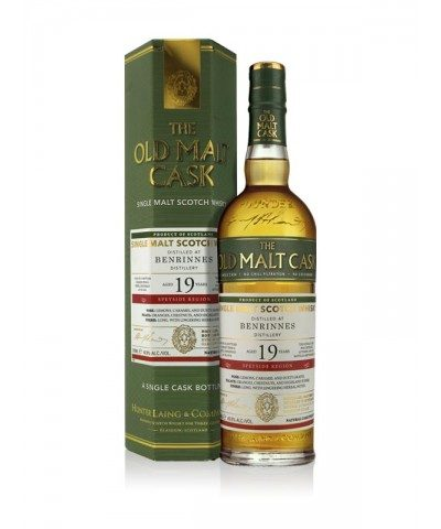 Old Malt Cask Benrinnes 19 Year Old