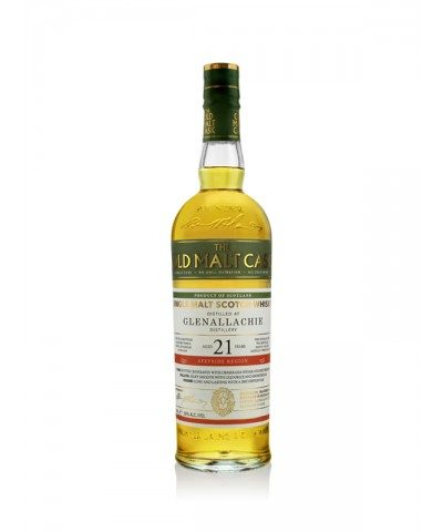 Old Malt Cask Glenallachie 21 Year Old