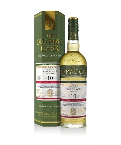 Old Malt Cask Mortlach 10 Year Old
