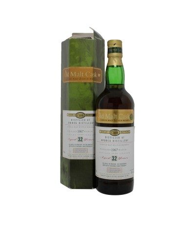Old Malt Cask Ardbeg 32 Year Old 1967 with box