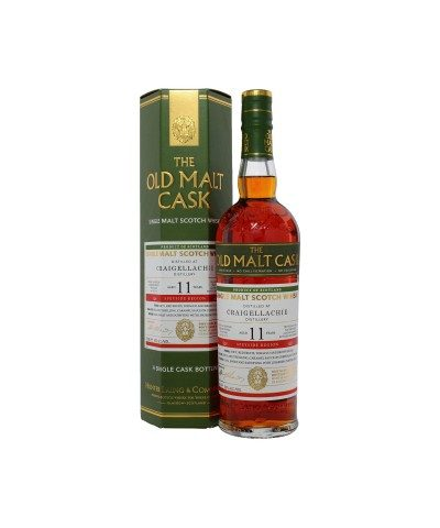 Old Malt Cask Craigellachie 11 Year Old with box