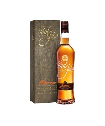 Paul John 7 ans Oloroso Single Cask